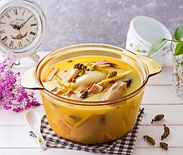 进补最佳单品——枫斗老鸭扁尖汤的做法