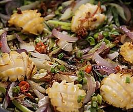三葱焗鲍鱼|美食台的做法