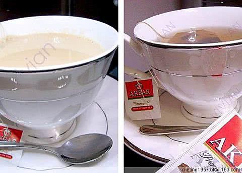 红茶奶茶的做法