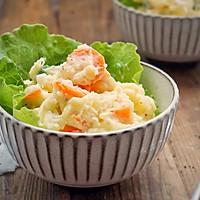 日式土豆沙拉#春天不减肥,夏天肉堆堆#的做法图解21