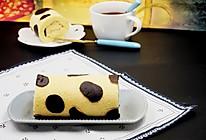 奶牛蛋糕卷~萌萌哒的做法