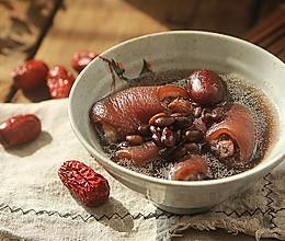味谷 | 杜仲黑豆猪尾汤的做法