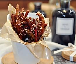卤鸡爪—集酱香、五香、辣味、于一体的秘制卤鸡爪的做法