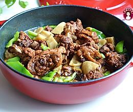 #合理膳食  营养健康进家庭# 啤酒鸭炖鲜藕的做法