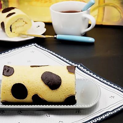 奶牛蛋糕卷~萌萌哒