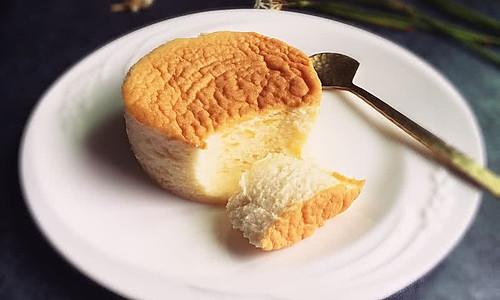 半熟芝士蛋糕#2016松下大师赛(上海)#的做法