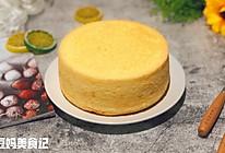 #中秋宴,名厨味# 6寸戚风蛋糕的做法