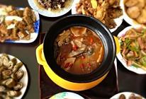 竹笋火腿老鸭汤的做法
