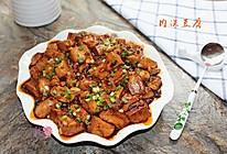 超级下饭的肉沫豆腐的做法