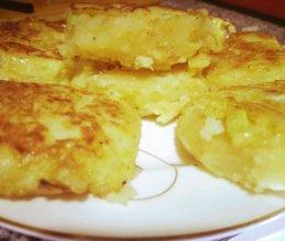 很简单又美味的土豆泥饼的做法