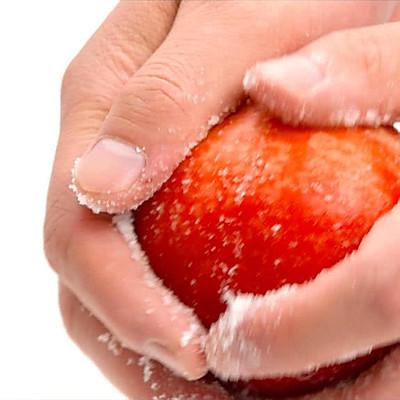 5种方法洗水果|美食台