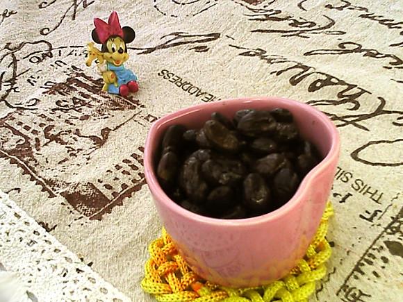 补肾乌发黑豆的做法