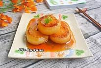 素之食谱—煎萝卜的做法