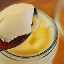 用剩的淡奶油有救啦!可以用来做手工黄油!