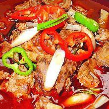 超简单韩国泡菜火锅