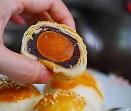 蛋黄酥——超详细步骤的做法
