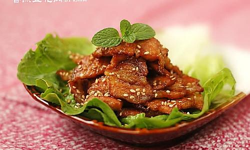 香煎五花肉的做法