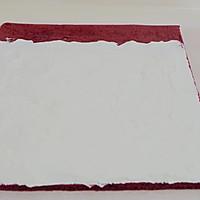 一见倾心——红丝绒蛋糕卷的做法图解17