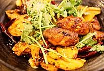 干锅鸡翅的做法