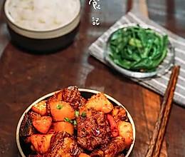 电饭煲土豆焖排骨|日食记的做法