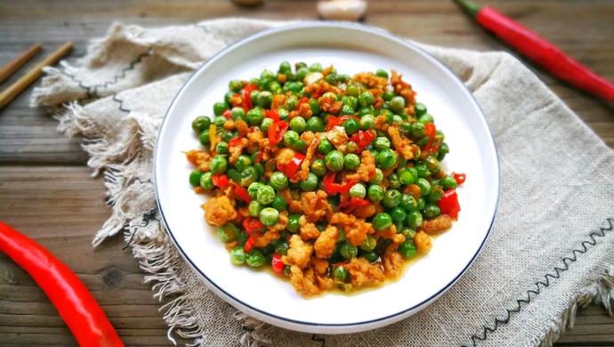 【新品】豌豆炒肉沫