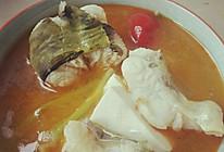 酸菜鲢鱼汤的做法