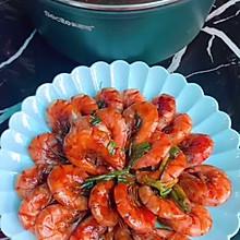 """#美食说出""""新年好""""#油焖大虾"""