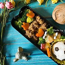 #童年不同样,美食有花样# 足球儿童餐【图文视频】