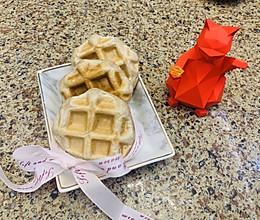 地瓜盛宴系列(一) 地瓜华夫饼+地瓜糕的做法