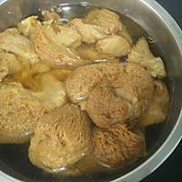 猴头菇山药土鸡汤的做法图解2