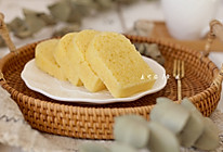 #今天吃什么#松软香甜无需烘烤的【港式马拉糕】的做法