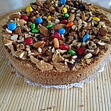无奶油巧克力蛋糕