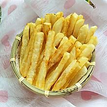 #夏日撩人滋味#无一滴油的炸薯条