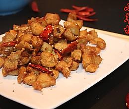 元旦宴客菜——辣子鸡块的做法