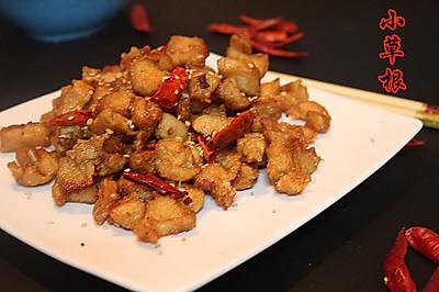 元旦宴客菜——辣子鸡块