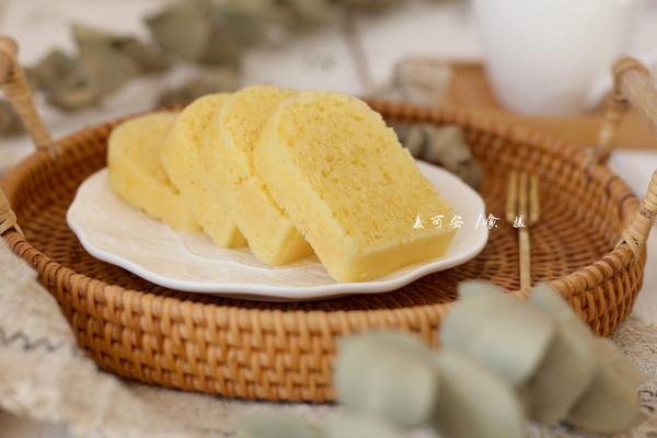 松软香甜无需烘烤的【港式马拉糕】的做法