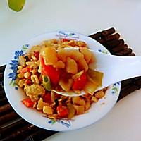 #快手又营养,我家的冬日必备菜品#风味炒麻食的做法图解16