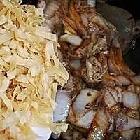 大白菜炖粉条的做法图解4
