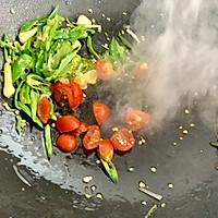 青椒肉丝炒干豆腐的做法图解4