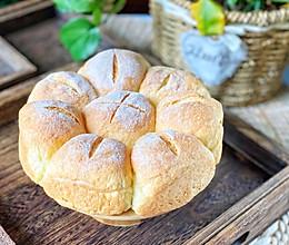 #餐桌上的春日限定#无油淡奶油小面包的做法