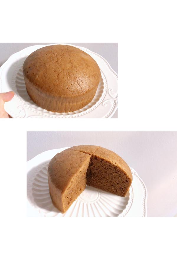 6寸马拉糕的做法