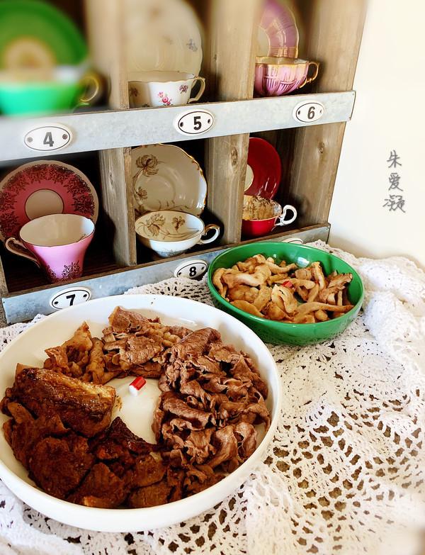 吃不够的韩式烤肉的做法