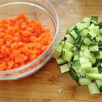 塑造A4腰的食谱——蔬菜沙拉的做法图解2