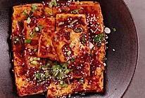 绝味家常|正宗小吃街绝品铁板豆腐的做法