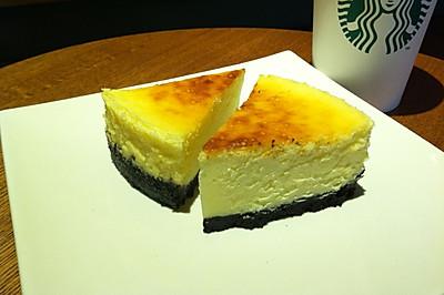 经典重芝士蛋糕(君之的方)(6寸模)