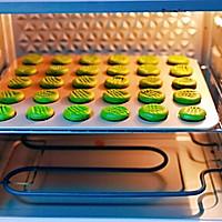 #母亲节,给妈妈做道菜#菠菜小饼干的做法图解11