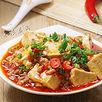 鱼香肉末豆腐