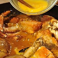 【变厨神】地道新加坡风味大餐 辣椒螃蟹的做法图解11