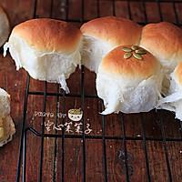 【超醇椰浆软面包】——雄鷄標™椰浆试用菜谱的做法图解11