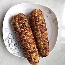 清闲午后---焦香烤玉米